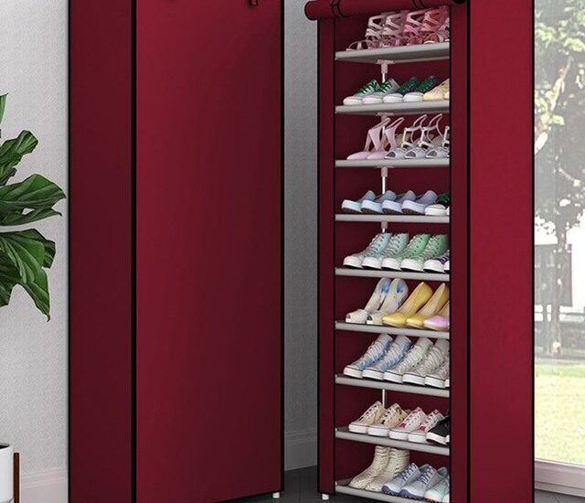 10 Layer Shoe Rack